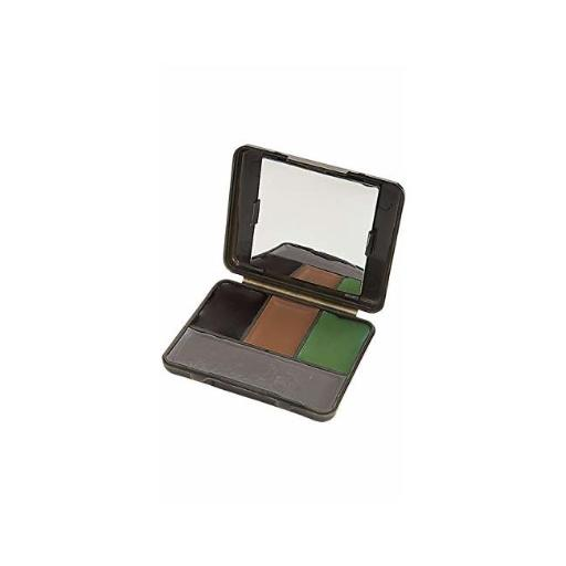 Allen allen camo face paint 4 color w/mir 6115
