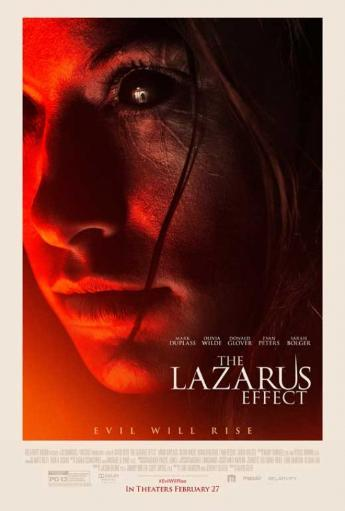 The Lazarus Effect Movie Poster Print (27 x 40) 853918