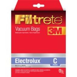 Filtrete 67706-6 Vacuum Cleaner Bag, Electrolux, Style C