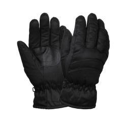 Rothco 4945 Insulated Hunting Gloves, Black 4945