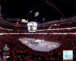 United Center Game Two of the 2010 NHL Stanley Cup Finals PFSAAMK14701