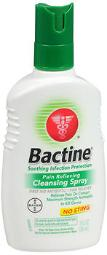 Bactine Pain Relieving Cleansing Spray - 5oz, Pack Of 4