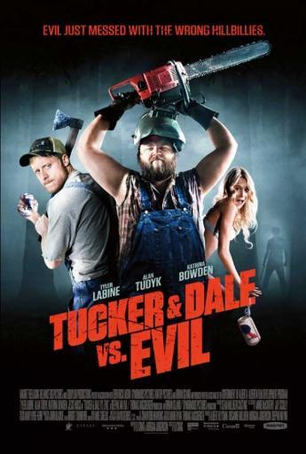 Tucker & Dale vs Evil Movie Poster Print (27 x 40) 7DARHICLRV8ROB2Q