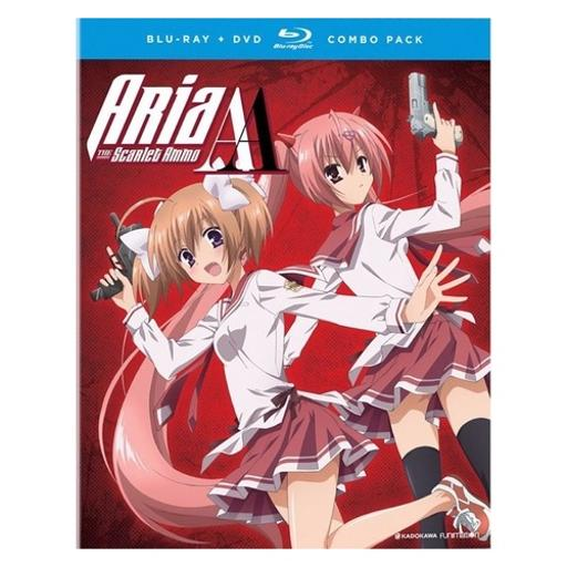 Aria the scarlett ammo aa-complete series (blu-ray/dvd combo/4 disc) ESWTEVYBY2DPNMMB