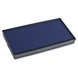 Replacement Ink Pad For 2000Plus 1Si20Pgl Blue   Total Quantity: 1