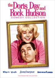 Doris day & rock hudson comedy collection (dvd) (2discs) D61101116D