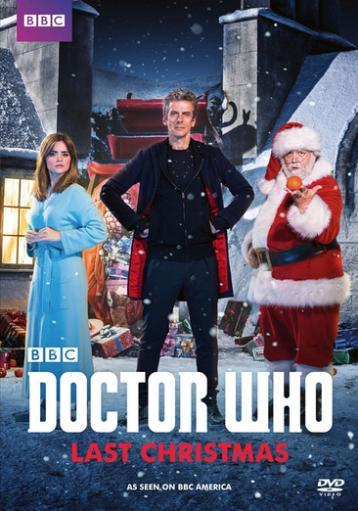 Dr who-last christmas (dvd/5 disc/ff) 1307907
