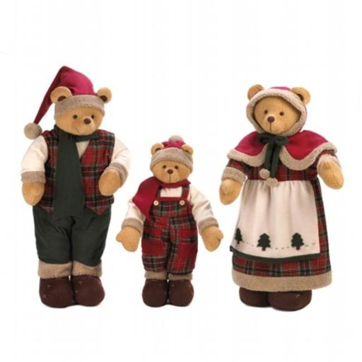 Zingz & Thingz 57070974 Holiday Bears Collection