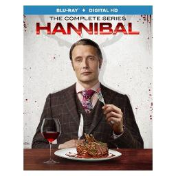 Hannibal-complete season 1-3 bundle (blu ray w/dig hd) (ws/9discs/eng/5.1dt BR50694