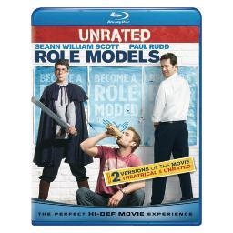 Role models (blu ray) (eng sdh/span/fren/dts-hd) BR61106220