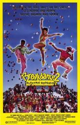 Breakin 2 Electric Boogaloo Movie Poster (11 x 17) MOV221598