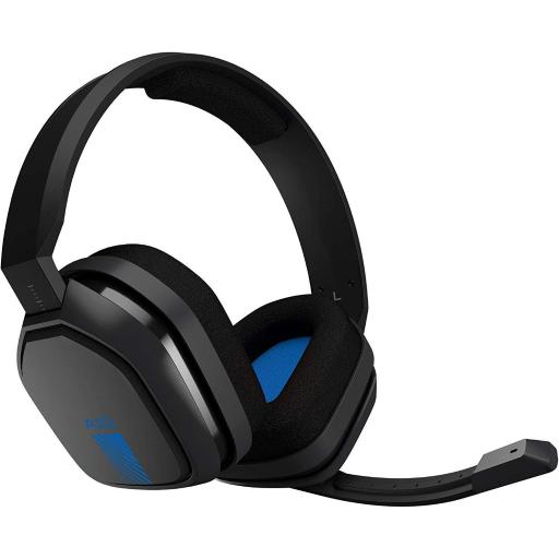 Astro A10 Wired Gaming Headset for Playstation 4 & PC with Boom Microphone