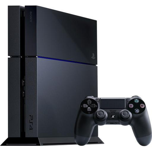 Sony PlayStation 4 3000366 Gaming Console - With Game Pad - Wireless - ATI Radeon - Blu-ray Disc Pla BQHS6NBY744JJDT8