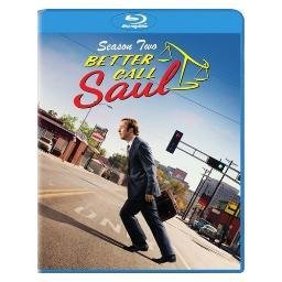 Better call saul-season two (blu ray w/uv) (3discs/5.1 dol dig) BR47618