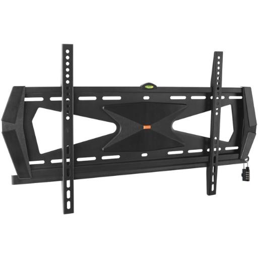 Tripp lite dwfsc3780mul display tv monitor security wall mount fixed flat/curved 37-80