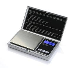 American weightscales aws-100-sil american weigh scales signature series silver aws-100-sil digital pocket scale 100 b
