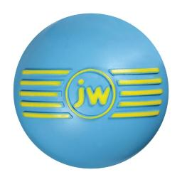JW Pet Assorted ISqueak Rubber Ball Dog Toy Small - Case Of: 1;