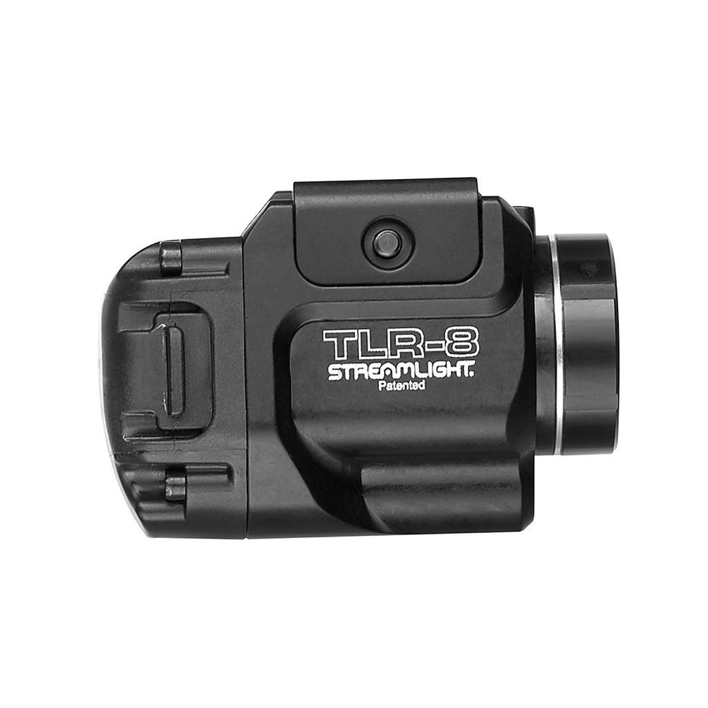 Streamlight 69410 streamlight tlr-8 500l gun light with red laser