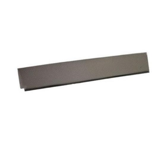 Amerimax Home Products 243159 3 ft. Lock in Gutter Guard - Black