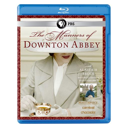 Masterpiece manners of downton abbey (blu-ray) 1283017