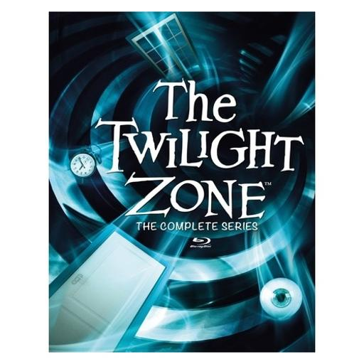 Twilight zone-complete series (blu ray) (24discs) 1293223