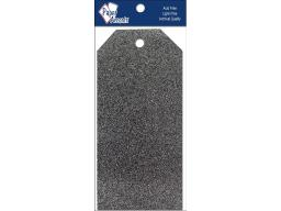 Adpctag-med 5118 craft tags 2 5x5 25 10pc glitz midnight