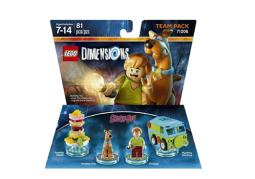 Lego dimensions team pack scooby doo LD46383