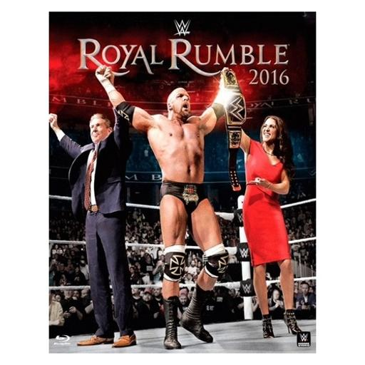 Wwe-royal rumble 2016 (blu-ray) VXEY7C5FPA15XGZF