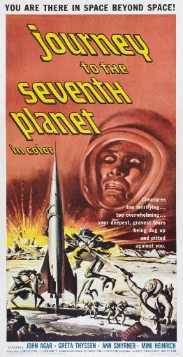 Journey To The Seventh Planet Poster Art 1962 Movie Poster Masterprint 1UVBZ3HW9P0ARNUQ