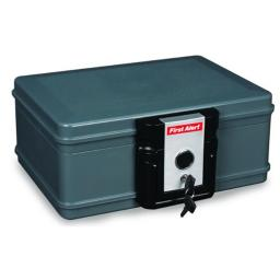 First Alert 2011F 0.17 Cubic Foot Fire Protector Chest