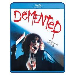 Demented (blu ray) (ws/1.78:1) BRSF17458