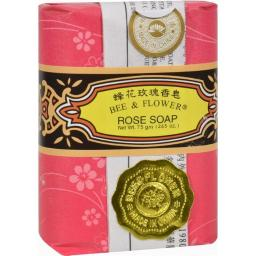 Bee And Flower Hg0711606 2.65 Oz Rose Soap - Case Of 12