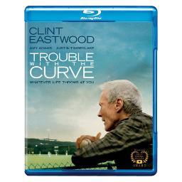 Trouble with the curve (blu-ray/dvd/ws/sp-fr-port-eng-sdh sub) BR300901
