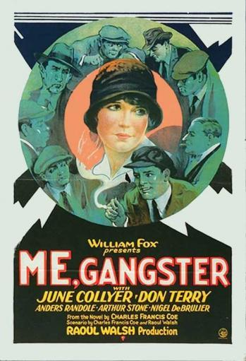 Me, Gangster Movie Poster (11 x 17)