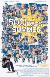 500 Days of Summer Movie Poster (11 x 17) MOVEJ9729