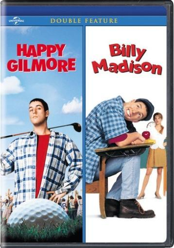 Happy gilmore/billy madison (dvd/double features) GVTTZPA4CCAOCBKT