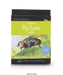 Refill Lure for Contech Outdoor Fly Trap Control those Flies