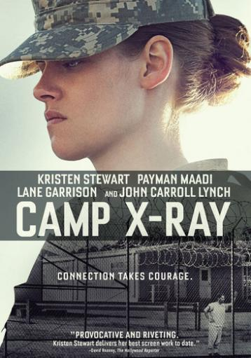Camp x-ray (dvd) 1335830