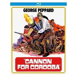 Cannon for cordoba (blu-ray/1970/ws 2.35) BRK22488