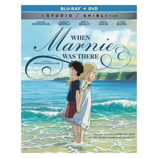When marnie was there (bluray/dvd) HCUAGTVESRWZW6DN