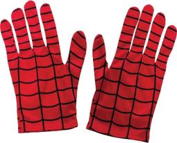 Rubie'S Costume Men'S Marvel Universe Adult Spider-Man Gloves, Multi, One Size RU35658