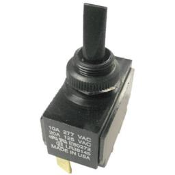 Gardner Bender GSW-114 Plastic Toggle Specialty Switch