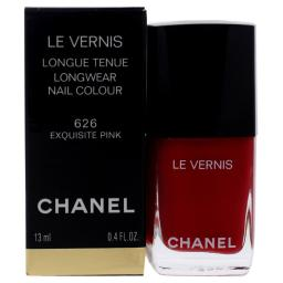Chanel Le Vernis Longwear Nail Colour # 626 Exquisite Pink - Limited Edition