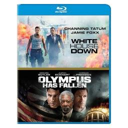 Olympus has fallen/white house down (blu ray) (2disc) BR49600