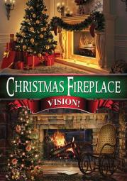 Christmas fireplace vision (dvd) DWWMM2004D