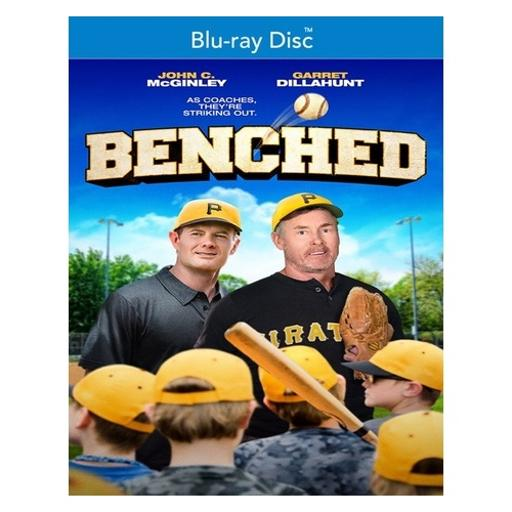 Benched (blu-ray/2018)