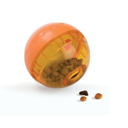 Our pets 2130010792 assorted color our pets iq dog treat ball large assorted color 4 x 4 x 4 2130010792
