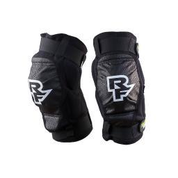 Rf khyber women's knee guard md blk