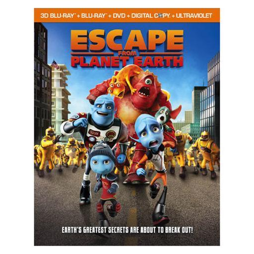 Escape from planet earth (blu-ray/dvd combo/3-d/uv/dc/ws/2013/4 disc) (3-d) DBZBIACYXRMU5CQ4