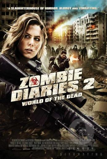 Zombie Diaries 2 Movie Poster (11 x 17) HGXGYMPAOJ7PBCLZ